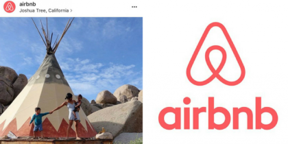airbnb sioux style ad